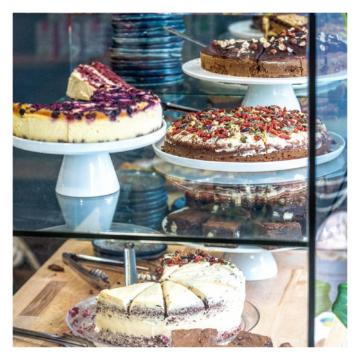 Gâteaux entiers
