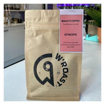café en grains ou moulu ethiopie
